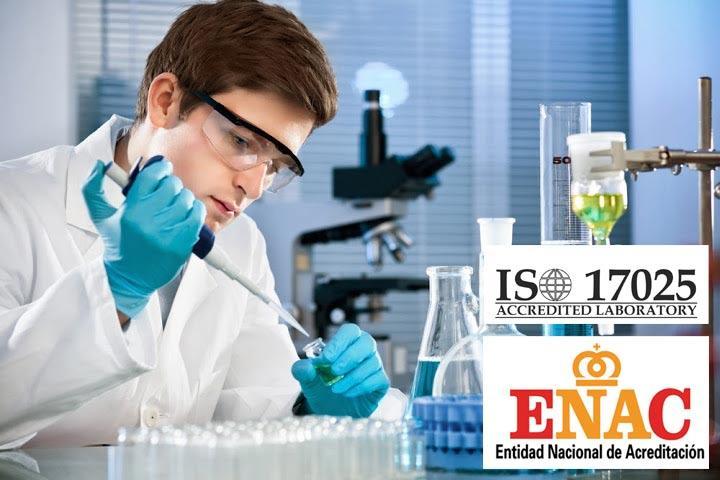 Laboratorio pruebas ADN