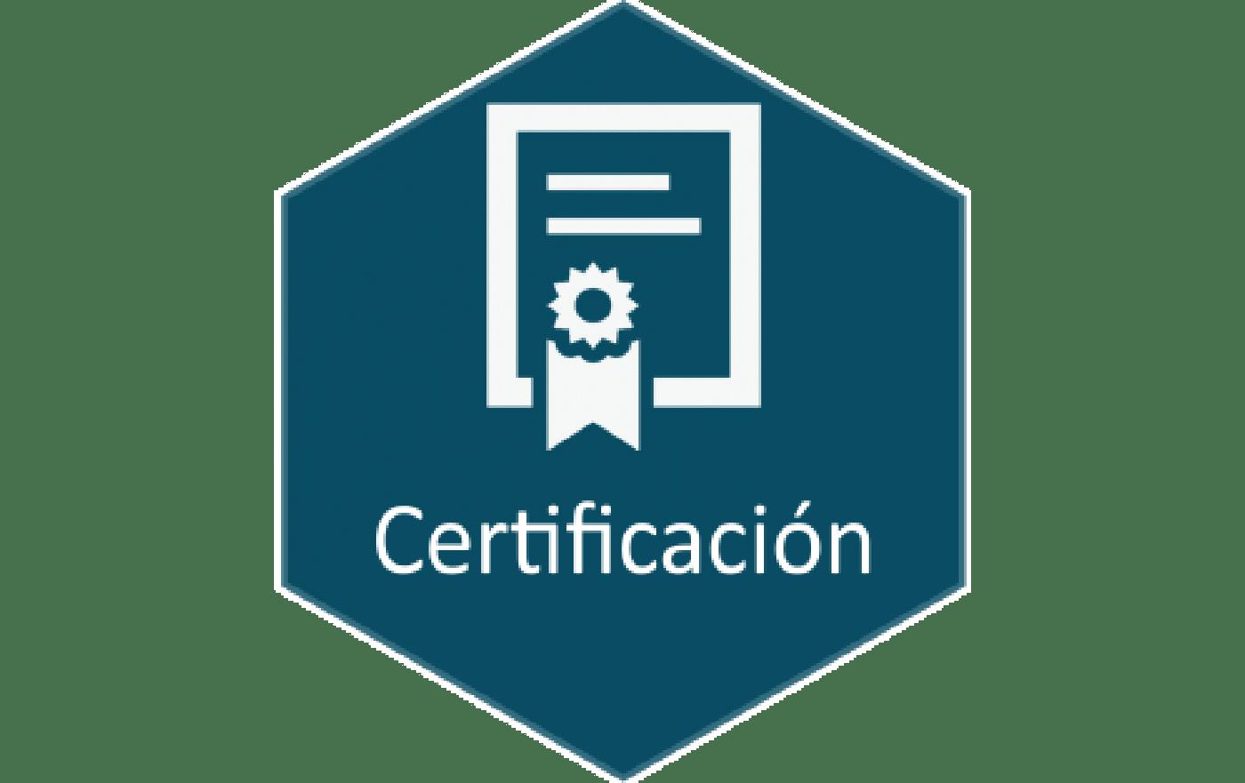 Certificacion interes sanitario