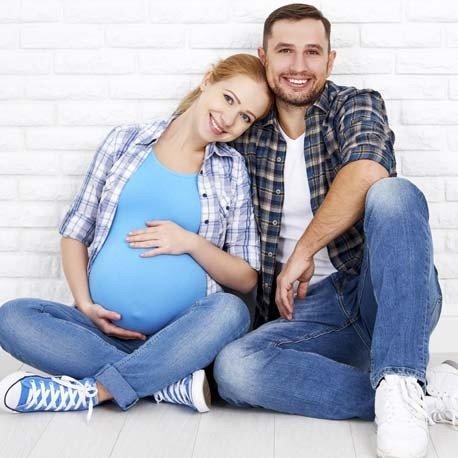Prueba de paternidad prenatal no invasiva
